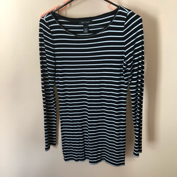 White House Black Market Tops - White House Black Market size small long too